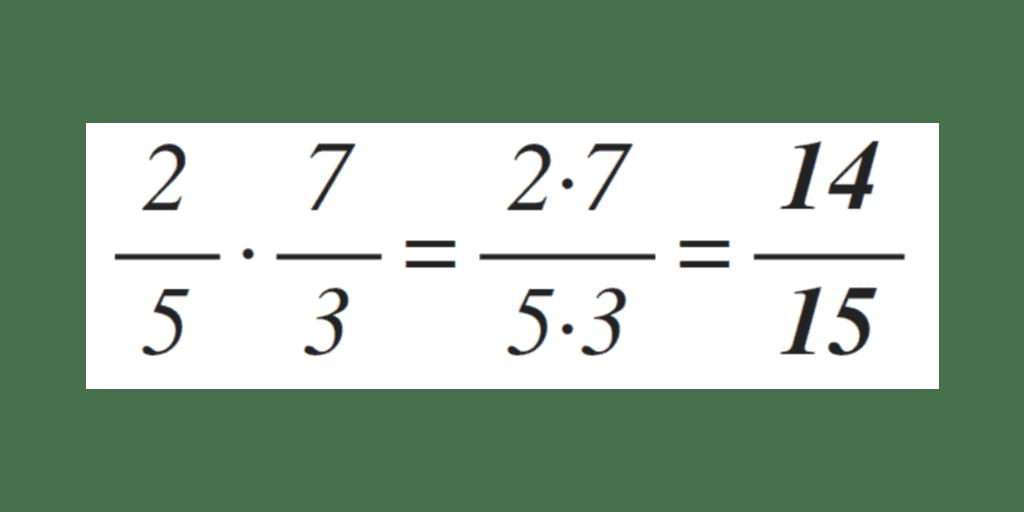 multiplicar fracciones