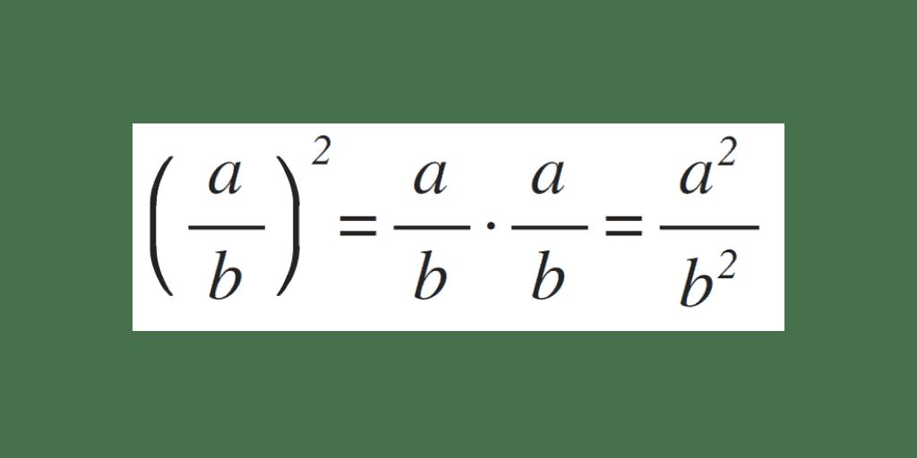 Potencias Y Fracciones Ejemplos Y Explicación Aulaprende