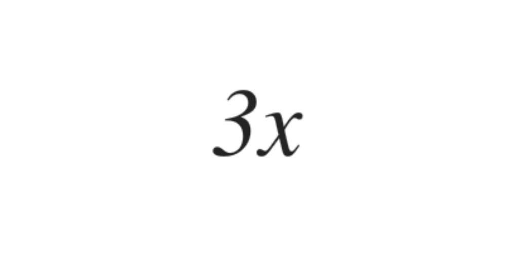 ejemplo de monomio